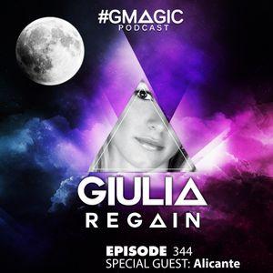 #GMAGIC PODCAST 344  GIULIA REGAIN 