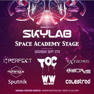 DJ Sputnik - Skylab Set 2016