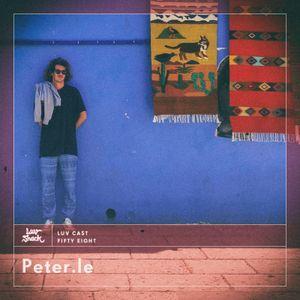 LUVCAST 058: PETER.LE