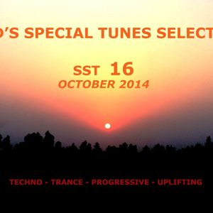 Saad's Special Tunes Selection - October 2014 - SST # 16