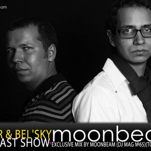 Kaver & Belsky Podcast Show 17 Exclusive (Guest mix by MOONBEAM)