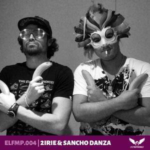 MBL001 Podcast - 2irie & Sancho Danza - Moombah Nan Ass