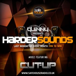 Harder Sounds #002 Feat Cut-Up Guestmix