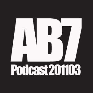 AB7 Continuous Live mix 2011/3