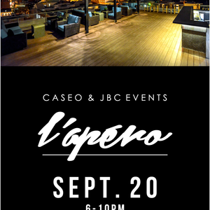 L'Apéro, Graham Hotel rooftop (DC), Sept 2017