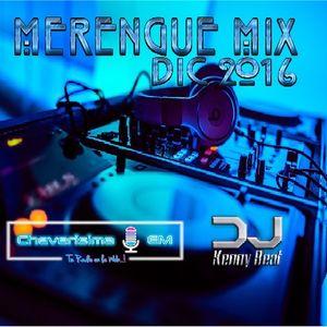 Merengue Mix Dic-2016