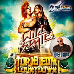 Top 10 EDM Countdown - Freestyle Chulo & DJ Lexx - Guests: Wild Style & Roger Ortega - June 16, 2015