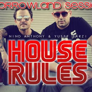 Tomorrowland Sessions Vol. 33 feat Nino Anthony & Yusef Tarzi