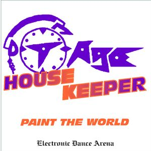 DJ T-Age's House Keeper - Paint The World (04/15)