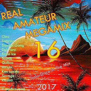 Real Amateur Megamix Vol 16 BY PATOLUCHI