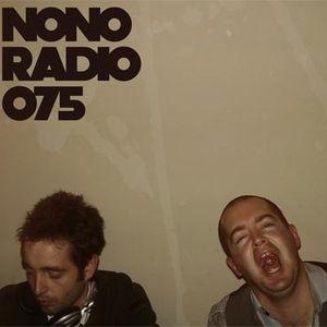 NonoRadio 75: Taken from rhubarbradio.com 12/04/10