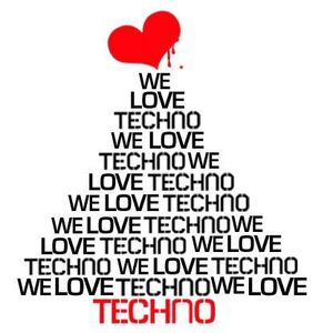 Techno New Year! mix