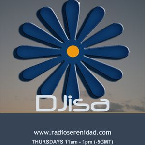 Erotic Lounge, Chillout Lounge DJ Isa  Miami @radioserenidad -Thursdays 11am-1pm