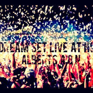 my dream set live at home DJ alberts A D N