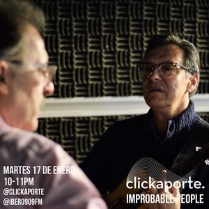 Clickaporte: Improbable People
