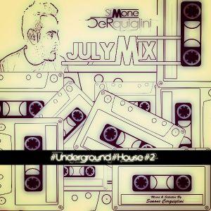 Simone Cerquiglini - July Mix (2015)