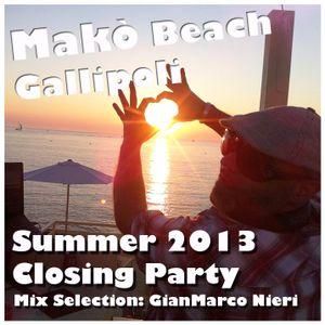 MAKO' BEACH GALLIPOLI CLOSING PARTY (Part 02)
