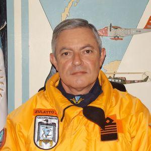 Sergio Zulato Jefe Base Marambio TE VAS A ACORDAR DE MI 23-3-2016