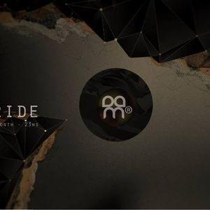 DAM® Easy Ride - Radioshow 001 Abril 2015- Nube Music