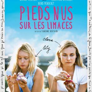 Partage ton Pop Corn #4 avec Diane Kruger et Fabienne Berthaud pour Pieds nus sur les limaces