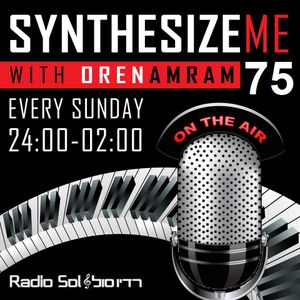 Synthesize me #75 - 29/06/2014 - hour 1