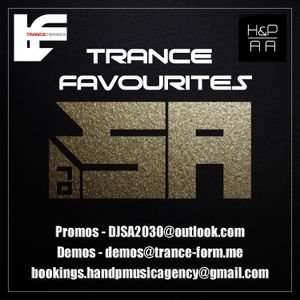 DJ SA Trance Favourites Vol 3