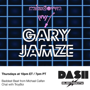 Mixdown with Gary Jamze November 8 2018- Chat with TroyBoi