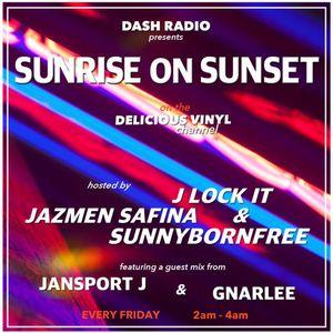 GNARLEE RADIO VOL.5 (DSRadio-DASH RADIO-Delicious Vinyl 7-8-17 mix)
