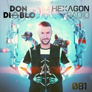 Don Diablo : Hexagon Radio Episode 81