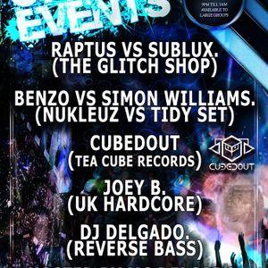 Sublux Live @ Chaos - Camborne July 2014
