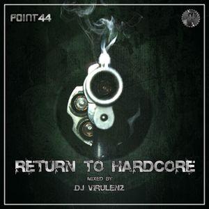 DJ Virulenz - Return to hardcore