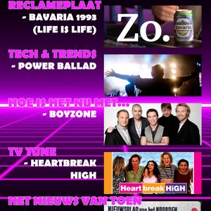 Uur 1, Pump Up the Radio 20-11-2020