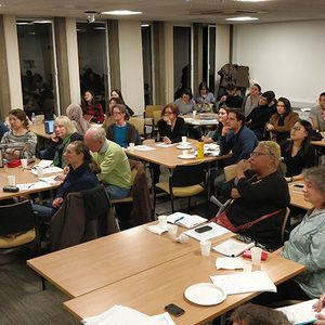 Assessing Social Impact in London Planning (4) - External speakers and collective discussion