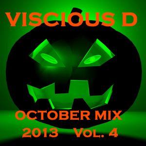 Viscious D - October Mix 2013 Vol. 4