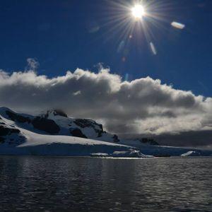 Kolory Antarktydy