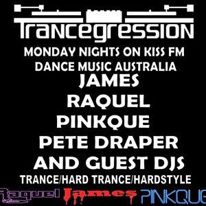 Gareth Weston on Trancegression 23/9/13