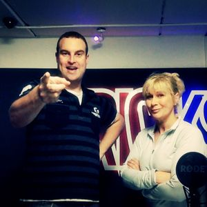 Jimmy Willis on Trickstar FM - 25th July 2015