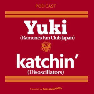 電撃ラジオ 7 Yuki & katchin' Talkin' About RAMONES!!!!!!!!