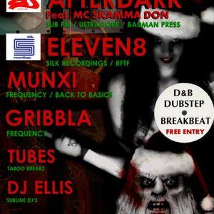 Taboo Breaks Christmas Set @ The Bridge Bar 23/12/10