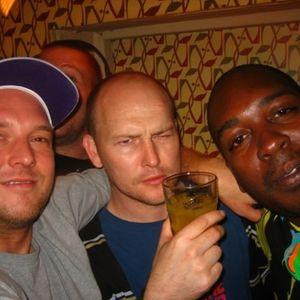 YMNIYDMY 12.09.2009 - Mark Force + Kaidi Tatham & SoulParlor LIVE @ Red Cat Club, Mainz