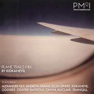 Plane Trails Mix by Kidkanevil