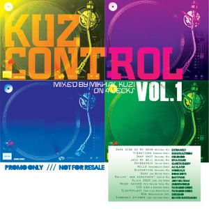 Kuz Control Vol. 1 - Mixed By Mikhail Kuzi