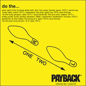 PAYBACK Vol 10 June 2003