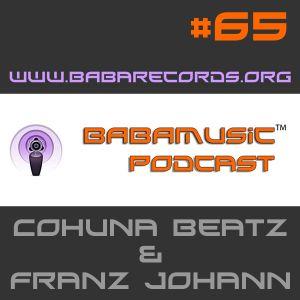 Babamusic Radio #65 presents Cohuna Beatz & Franz Johann