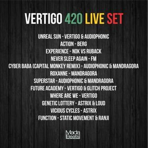 Live Set @ 420 Party 20-04-2013 - Vertigo