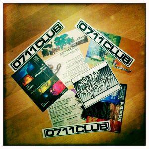 0711 Club Classics (1996-1997) mixed by DJ Friction
