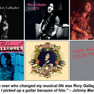 Rich Davenport's Rock Show - Rory Gallagher Tribute Interview with Donal Gallagher (Rory's brother)