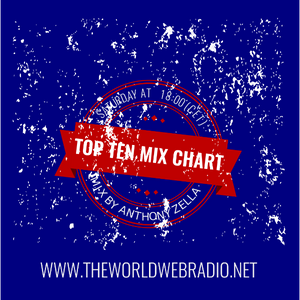 Top Ten Mix Chart by Anthony Zella 26/03/2016