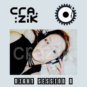Crazik - Night Session 008 on EnSonic.fm - April 2008