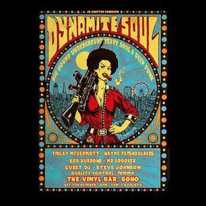 Dynamite Soul at Vinyl Bar, Soho